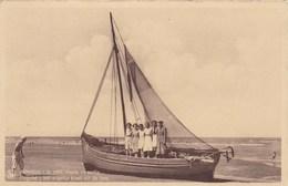 Oostduinkerke, Vissersboot, Pannepot,   (pk33208) - Oostduinkerke