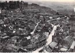 58 - LORMES : Vue Aérienne De La Pace - Vue Sur NARVEAU - CPSM Dentelée Noir Blanc GF Postée 1955 - Nièvre - Lormes