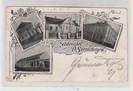 SLOVAKIA DUNASZERDAHELY DUNAJSKA STREDA Nice Postcard - Slowakei