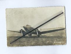 CPSM - Potez 58T3 (avion , Aviation ) - Avions