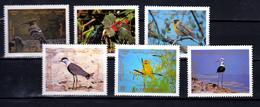 Jordan 1987,6V,set,birds,vogels,vögel,oiseaux,pajaros,uccelli,aves,MNH/Postfris(A3094) - Vogels