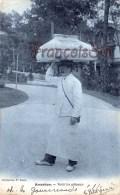 Arcachon - Voilà Les Gateaux - Marchand Livreur Royère - Scènes Et Types - 2 SCANS - Arcachon