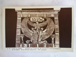 SCULPTURES - PARIS - Musée Du Louvre - Pectoral Au Cartouche De Ramsès II Provenant Du Serapeum De Memphis - Sculptures