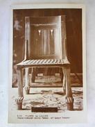 SCULPTURES - PARIS - Musée Du Louvre - Chaise à Dossier Incliné - Thèbes - Sculptures