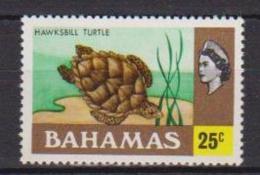 BAHAMAS   1976  ORDINARIA EFFIGE DI ELISABETTA  SOGGETTI DIVERSI YVERT. 394 MNH XF - Bahamas (...-1973)