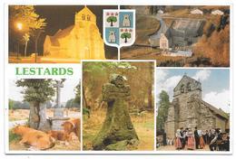 19 - LESTARDS - Le Village Aux 7 Mystères - Multivues Avec Blason - Other Municipalities