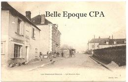 77 - LES ORMES-sur-VOULZIE - La Grande-Rue +++++ Clérin, édit. +++++++ RARE / ÉTAT - Otros Municipios