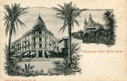 MONACO(ALEXANDRA HOTEL) - Alberghi