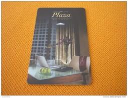 U.S.A. New York The Plaza Residences Hotel Room Key Card (iris?) - Hotel Keycards
