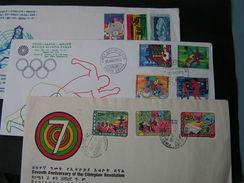 Ethiopia Cv. Lot  3  Incl.  1972 Munich Olympiade - Äthiopien