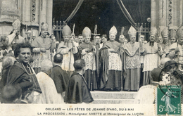 45 - Orléans - Fetes Religieuses De Jeanne D'Arc - Procession -  Amette - Orleans