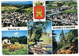 SAINT CHELY  D APCHER   MULTIVUES    ****    A   SAISIR ***** - Saint Chely D'Apcher