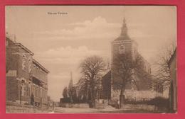 Héron Centre ... Eglise Et Maisons Environnantes ( Voir Verso ) - Héron