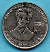R240/ ECUADOR / EQUATEUR   5 Centavos 2000