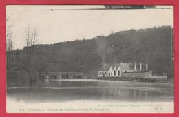Lobbes - Forge Et Platinerie De La Sambre  - 1909 ( Voir Verso ) - Lobbes