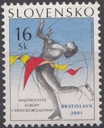 Slovaquie 2001 - Yv.no.340 Neuf**(d)