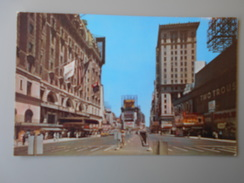 ETATS-UNIS NY NEW YORK CITY TIME SQUARE - Time Square