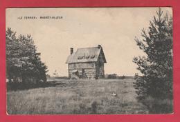 "Masnuy-Saint-Jean - Villa "" Le Terrier ""  - Feldpost 1914( Voir Verso ) - Jurbise"