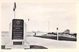 14 - HERMANVILLE-PLAGE - Circuit Des Plages Du Débarquement - Sword Beach - Monument Cuirassé Courbet - France