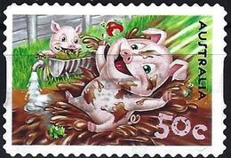 Australia 2005 - Pigs ( Mi 2501 - YT 2388 ) Self Adhesive