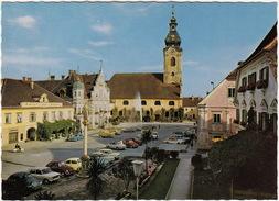Hartberg: VW 1200 KÄFER/COX,1500 & PICKUP, AUSTIN 1100, RENAULT 8, OPEL KADETT-A, FORD CORTINA '63 - Hotel Zur Sonne - Toerisme