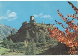Valle D'Aosta, BRUSSON, M.1338, Castello Di Graine Secolo X, Unused Postcard [19372] - Italy