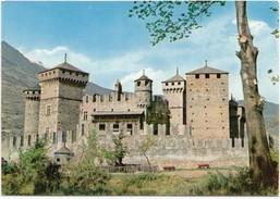 VALLE D'AOSTA, Castello Di Fenis, Unused Postcard [19376] - Italy