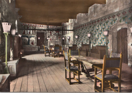 Castello Di FENIS, Sala Del Trono, Thorne-hall, Fenis Castle, Unused Postcard [19379] - Italy