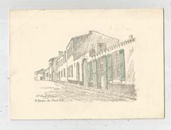 Dessin , 21 X 15, Claude Veyssiére( Biographie 2 éme Page), SAINT PIERRE D'OLERON, La Maison De P. Loti, Frais Fr: 1.55& - Drawings