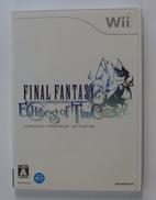 Wii  Japanese :  KFinal Fantasy Echoes Of Time RVL-RFFJ-JPN - Electronic Games