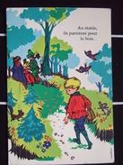 ANHEDEBOUER ? / JEANNOT ET MARGOT 2 / CONTES FABLES ET LEGENDES / JOLIE CARTE  1971 - Illustratori & Fotografie