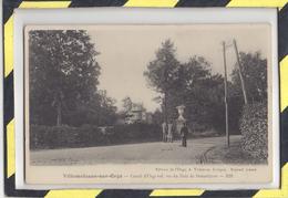 VILLEMOISSON-SUR-ORGE. - . CASTEL D'ORGEVAL VU DU BOIS DE BEAUSEJOUR. - Autres Communes