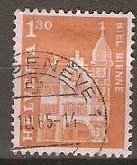 SUISSE      -     1963     Y&T N° 658A Oblitéré. - Switzerland