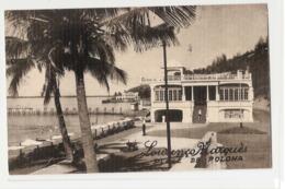 MOZAMBICO - MAPUTO / LOURENCO MARQUES - PLAGE DE POLONA - RPPC 1940s ( 328 ) - Mozambique