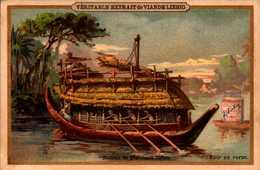 1 Chromos Liebig - Bateaux - S370 - Bill-304 - R/V - Liebig