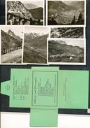 Österreich - 12Foto  Arlberg Und Flexenpass - Andere Sammlungen