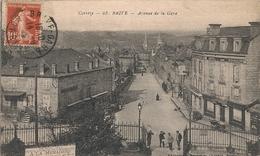 Cpa 19   Brive Avenue De La Gare - Brive La Gaillarde