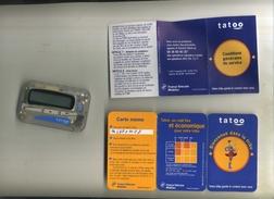 FRANCE . TATOO 1995 . - Juegos Electrónicos