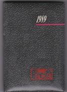Mini Agenda-anno 1989. - Altre Collezioni