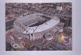 RIO DE JANEIRO...JOAO HAVELANGE.. CALCIO...FOOTBALL....STADIO..STADE...STADIUM...CAMPO SPORTIVO - Calcio