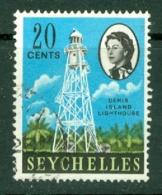 Seychelles: 1962/68   QE II - Pictorial    SG199    20c     Used - Seychelles (...-1976)