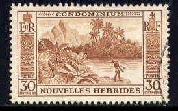Nlles HEBRIDES -  180° - LA PÊCHE - French Legend