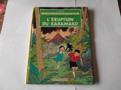 JO   ZETTE ET  JOCKO       L'éruption Du Karamako       1967 - Jo, Zette & Jocko