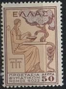 PIA - GRECIA - 1939 : Francobollo Di Beneficenza  - (YV 7) - Wohlfahrtsmarken