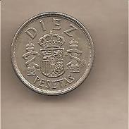 Spagna - Moneta Circolata Da 10 Pesetas - 1983 - [ 5] 1949-… : Regno