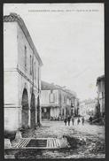 CASSAGNABERE - Rue Du Centre Et La Halle - Other Municipalities
