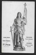 TOULOUSE - E. Puccini - Fabrique De Statues Religieuses - Pont Des Demoiselles - Toulouse