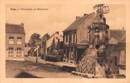 Erpe      Dorpplaats En Monument    Erpe-Mere   A 5070 - Erpe-Mere