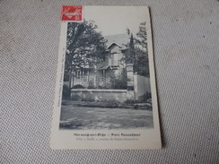 MORSANG SUR ORGE - Parc Beauséjour - Villa Stella Avenue De Ste Geneviève - Morsang Sur Orge