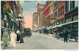 USA / Etats Unis - TN - Tennessee - Nashville : Fifth Ave North - Nashville